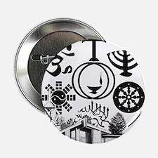 """Interfaith Logo 2.25"""" Button"""
