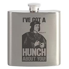 Richard III Ive Got A Hunch About You Flask
