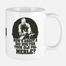 Walking Dead Merle Big Ole Hug Mug