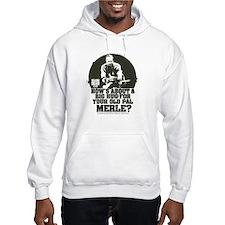 Walking Dead Merle Big Ole Hug Hoodie Sweatshirt