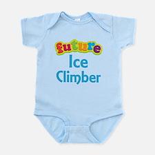 Future Ice Climber Infant Bodysuit