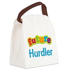 Future Hurdler Canvas Lunch Bag