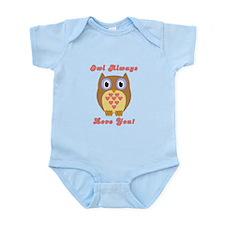 Owl Always Love You! Body Suit