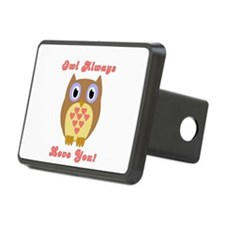 Owl Always Love You! Hitch Cover
