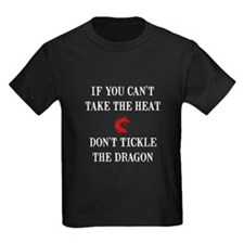 Tickle The Dragon T-Shirt