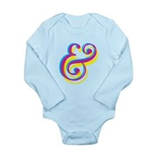 CMY Ampersand Body Suit