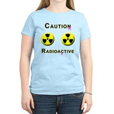 Caution Radioactive T-Shirt