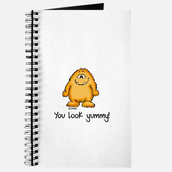 You look yummy - cute monster by send2smiles Journ
