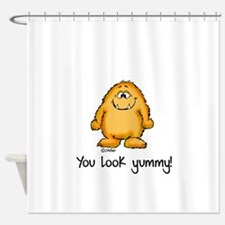 You look yummy - cute monster by send2smiles Showe