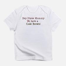 Funny Nurse baby Infant T-Shirt