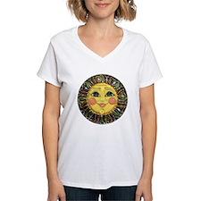 Sun Face #2 (blk) Shirt