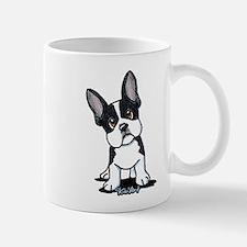 French Bulldog B/W Mask Mug