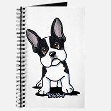 French Bulldog B/W Mask Journal