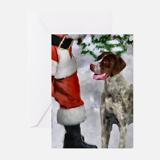 German Shorthaired Point Greeting Cards (Pk of 20)