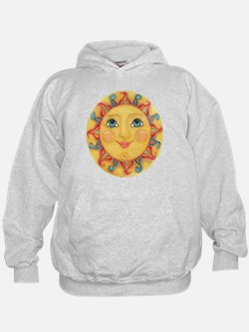 Sun Face #3 - Summer Hoodie