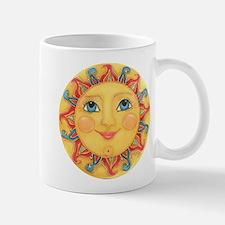 Sun Face #3 - Summer Mug