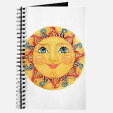 Sun Face #3 - Summer Journal