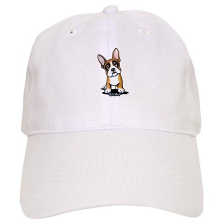 Tri French Bulldog Cap