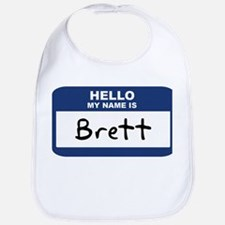 Hello: Brett Bib