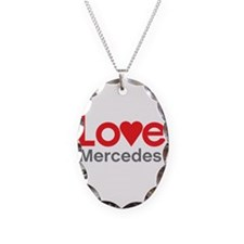 I Love Mercedes Necklace