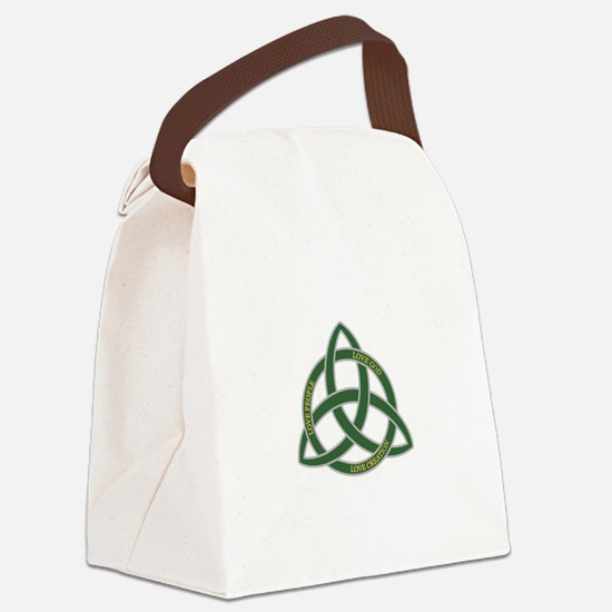 Cute Methodist Canvas Lunch Bag