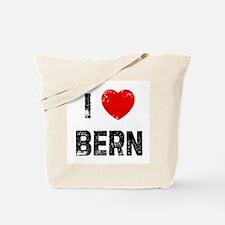 I * Bern Tote Bag