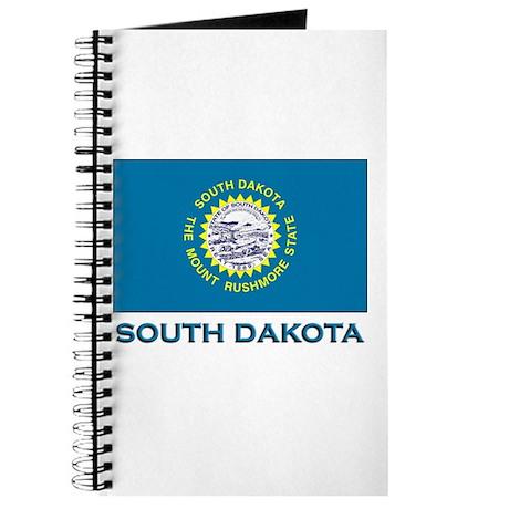 South Dakota Flag Merchandise Journal