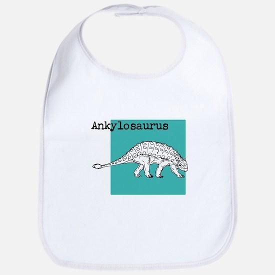 Ankylosaurus Bib