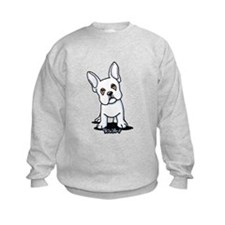 White French Bulldog Sweatshirt