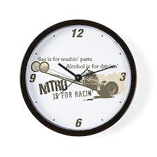 Cute Woodward Wall Clock