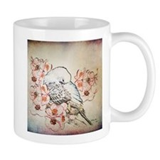 Parakeet Dreams - Mug Mugs
