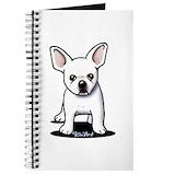 French bulldog Journals & Spiral Notebooks