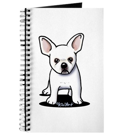 White Frenchie Journal