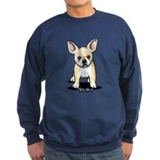 B/W French Bulldog Jumper Sweater