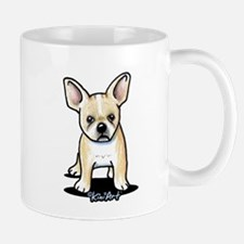 B/W French Bulldog Mug