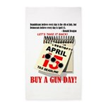 Buy a Gun Day 3'x5' Area Rug