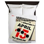 Buy a Gun Day Queen Duvet