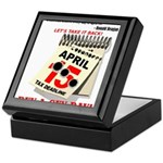Buy a Gun Day Keepsake Box