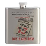 Buy a Gun Day Flask