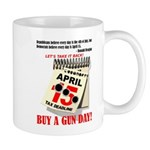 Buy a Gun Day Mug