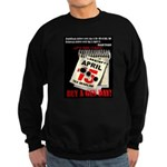 Buy a Gun Day Sweatshirt (dark)