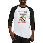 Buy a Gun Day Baseball Jersey