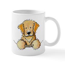 Pocket Golden Retriever Mug