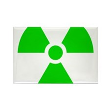 Going Nuclear Rectangle Magnet