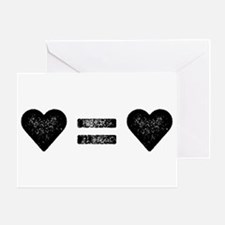 Love Equals Love Greeting Card