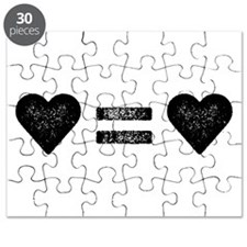 Love Equals Love Puzzle