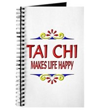 Tai Chi Happy Journal