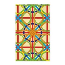 Geometric Design #4 3'x5' Area Rug