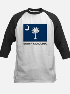 South Carolina Flag Stuff Tee