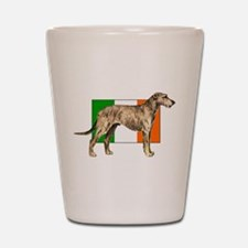 Irish Wolfhound Shot Glass